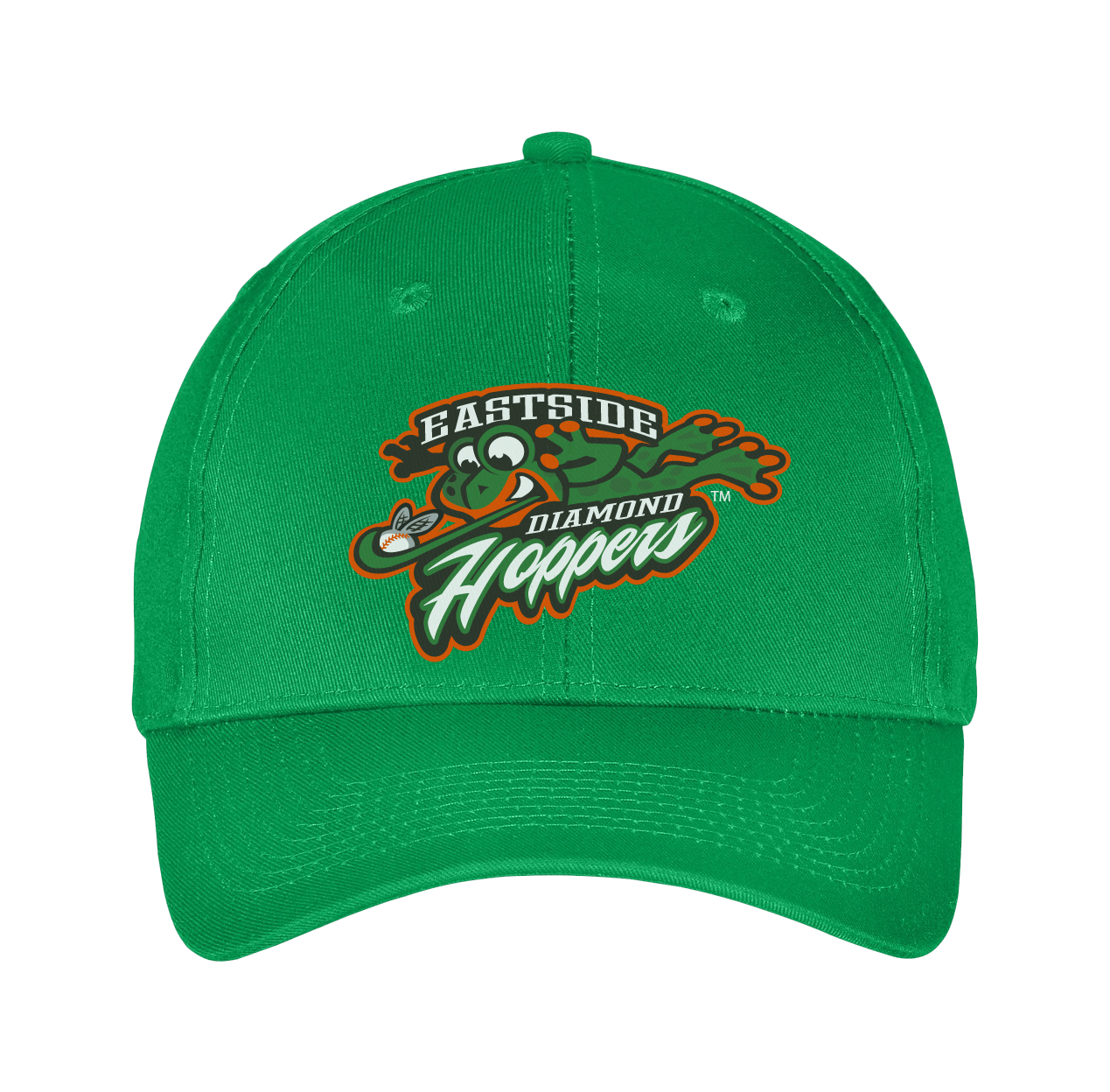 32c6621cdbf Diamond Hoppers Adjustable Hat – United Shore Professional Baseball ...