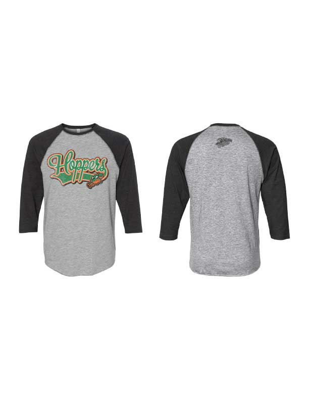 Men's 3/4 Hopper Baseball Tee