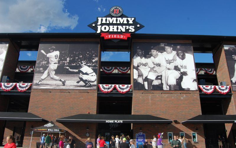 Jimmy John S Field United Shore Professional Baseball League
