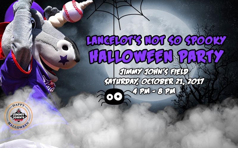 "Lancelot's ""Not So Spooky"" Halloween Party Saturday, Oct ..."