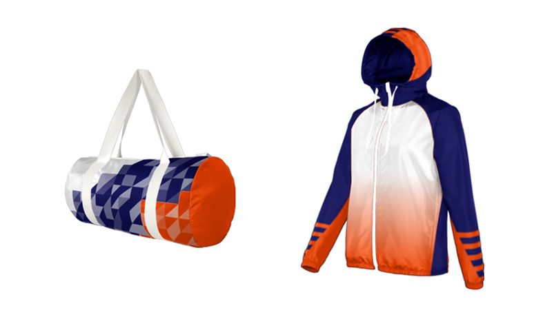 USPBL Dance Crew Jacket & Bag