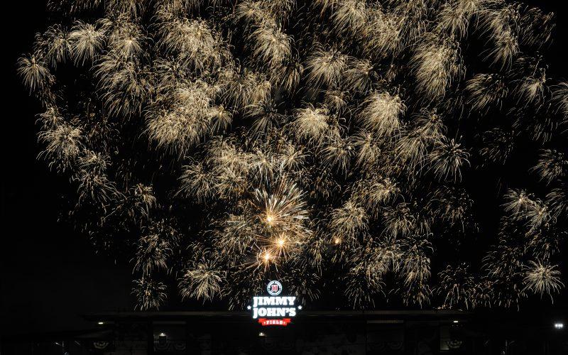 Friday Fireworks Spectacular – United Shore Professional Baseball League
