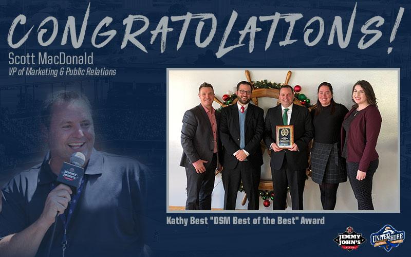 macdonald award