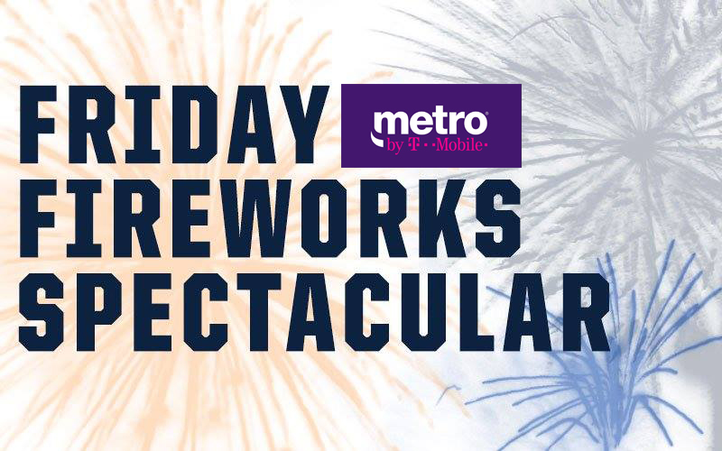 Fireworks Spectacular presented by Metro by T-Mobile