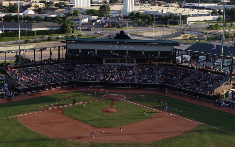 Jimmy John's baseball field
